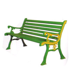 Yellow And Green Garden Furniture