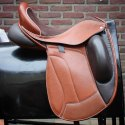 Black- Brown Western Horse Saddle
