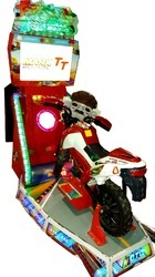 Manx Tt Bike Racing Game Machine