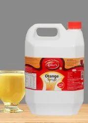 Orange Syrup - 40 Kg