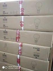 9W LED Polycab Bulb
