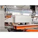 2MF TS HS Aluminium Cutting Machine