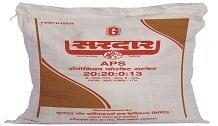 Aps 20 20 0 13 Agricultural Fertilizers Liquid Fertilizer Farm Chemical Agro Fertilizers ख द In New Champian School Bhopal Gujrat State Fertilizers And Chemicals Ltd Id 16410624030