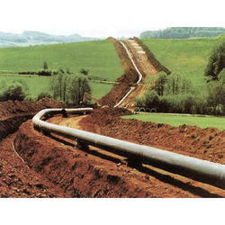 MS Pipeline Laying Work