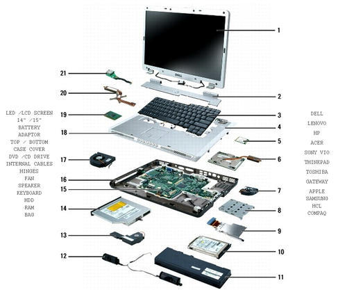 Laptop Parts  U0026 Laptop Accessories And Refurbished Laptop
