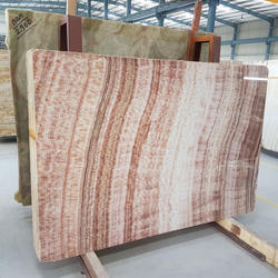 Rms Stonex Red Onyx Marble, 18 mm