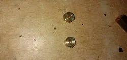 Hexagonal Brass Nut Bolts for Industrial