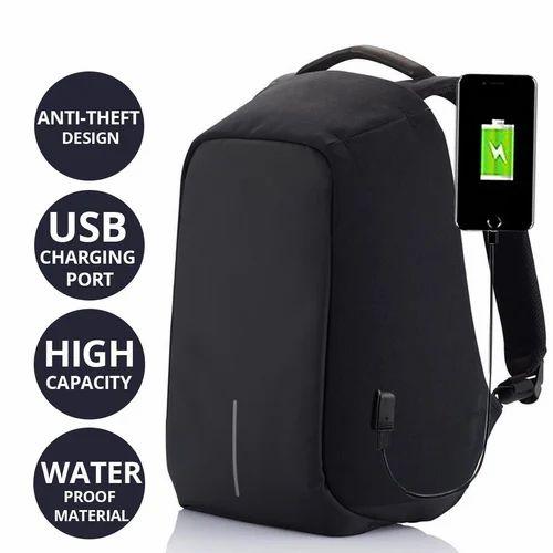 Travel Bags Anheft Bagpack Cut Resistant Mobile