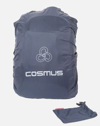 Navy Blue Rain Cover with Pouch for School Bags