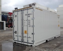 Reefer Container On Rental