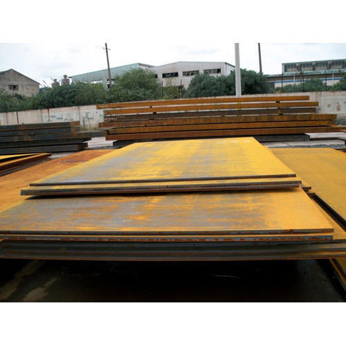 Corten Steel Plates For Construction Thickness 2 12 Mm Rs 65