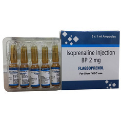 Isoprenaline Injection BP 2MG