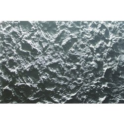 Matt Volcanic Rock Texture Stamped Concrete, For Roller And Brushes