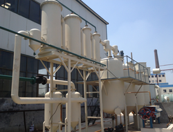 Waste Lubricant Refining Plant