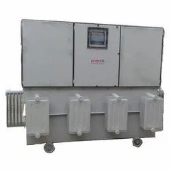 ProtekG Micro controller Three Phase Servo Voltage Stabilizer, For Commercial, Capacity: 30 Kva - 3000 Kva