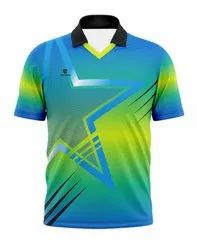 Color Cricket T-shirts