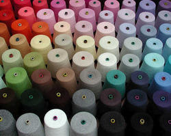 Sulphur Dyed Cotton Yarn