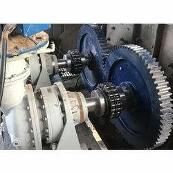 Concrete Mixer Chain Gear