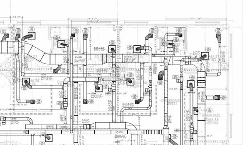 Engineering Auto CAD HVAC Duct Shop Drawing Services - CAD Outsourcing, |  ID: 21765930412 | Hvac Drawings Pictures |  | IndiaMART