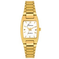Jainx Premium Golden Analog Watch for Women JW1205