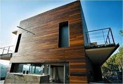 Wooden Exterior Cladding Wood Plywood Veneer Laminates
