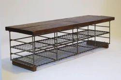 Industrial Storage Bench