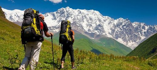 Trekking With Beauty Of Kashmir, Trekking Tour Services - Hiban Holidays  Travel, Kashmir | ID: 18352444730