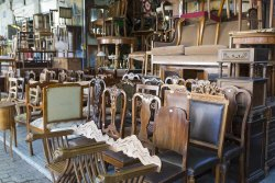 Used Wooden Furniture