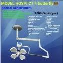 CT 4 Butterfly Surgical LED Light