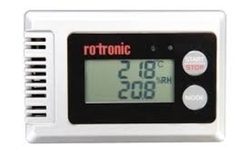 Temperature and Humidity Data Logger Rotronic