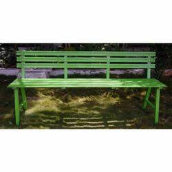 Perforated Deluxe Garden Bench