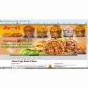 Engilsh Mobile Website Food Industry Website Development Services, India