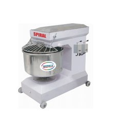 Mild Steel Semi Automatic 80 Kg Spiral Machine