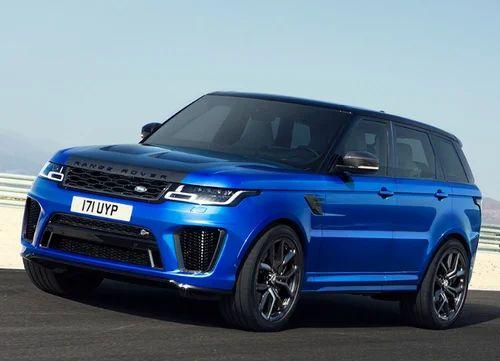 Range Rover Svr Price >> New Range Rover Sport Svr Car
