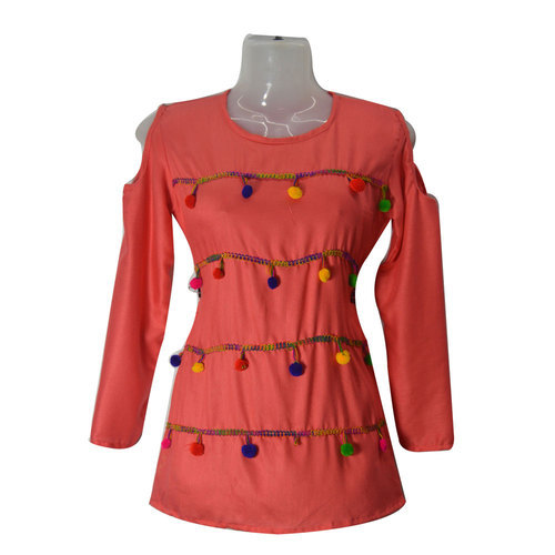 4bdccb150a324 Women s Full Sleeve Top at Rs 110  piece
