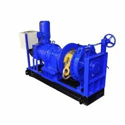 Industrial Winch Machine
