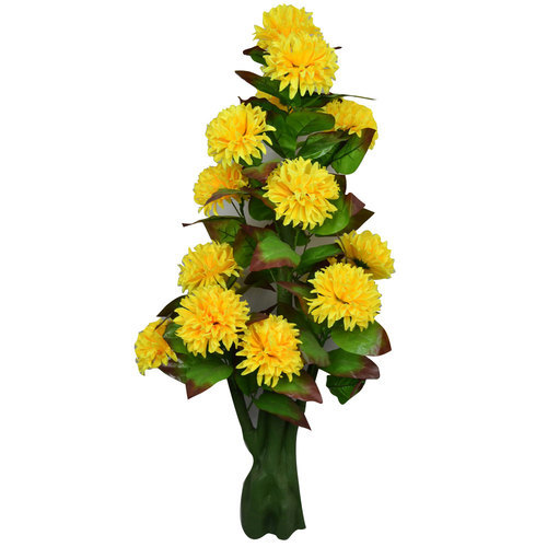 Plastic Artificial Flower Plant