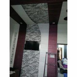 PVC Panel, Size: 8/4 Feet