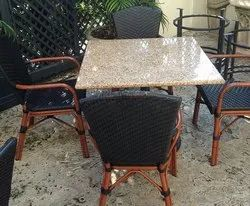 Cafe Table & Chair
