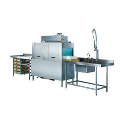 Conveyor Type Dishwasher
