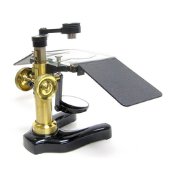 Brass Dissecting Microscope
