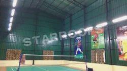 Indoor Badminton Court Sheds