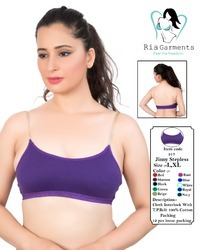 Jinny Stepless Ladies Bra