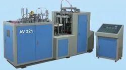 BOSSKEY AV 321 Automatic Paper Cup Machine