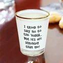 Personalized Shot Glasses, Custom Shot Glasses, Bridal Party Shot Glasses