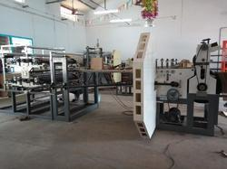 Fully Automatic Hand Bag Making Machine