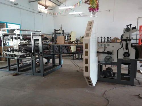 Fully Automatic Hand Bag Making Machine