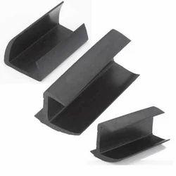 Black Container Rubber Profile