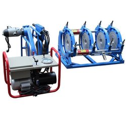 HDPE Pipe Welding Machine Hydraulic