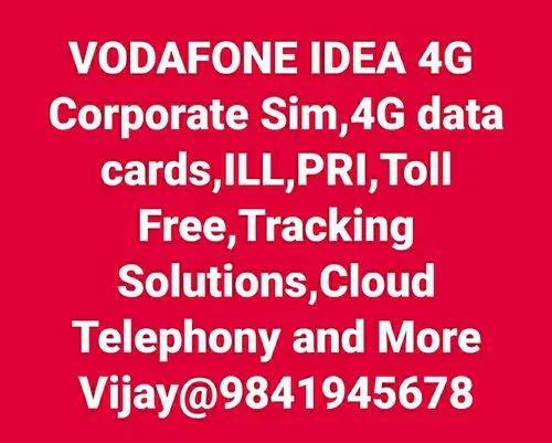 VODAFONE Virtual Mobile Number Services, V S Teleservice